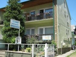 Oleander apartmanház Hévíz