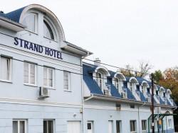 Strand Hotel Bogács