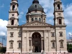 Szent István Bazilika Budapešť