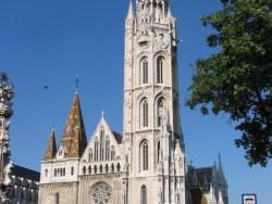Mátyás templom - Budapest Budapešť