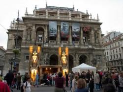 Magyar Állami Operaház - Budapest Budapešť