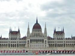 Országház - Budapest Budapešť