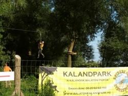 Öko-Kalandpark Gyenesdiás Gyenesdiás