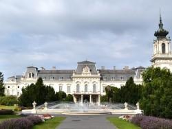 Festetics-kastély - Helikon Kastélymúzeum - Keszthely Keszthely