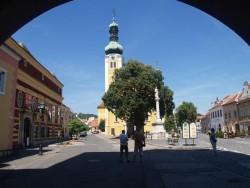 Szent Imre-templom - Kőszeg