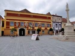 Kőszegi városháza Kőszeg