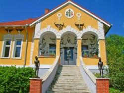 Afrikamúzeum  Balatonederics