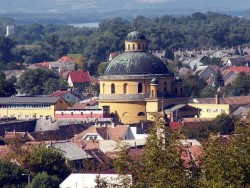 Szent Anna templom (Kerek templom) - Esztergom Ostrihom (Esztergom)