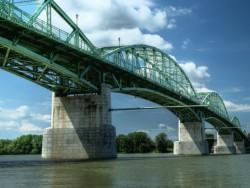 Mária Valéria híd - Esztergom Ostrihom (Esztergom)