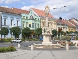 Esztergomi Szentháromság szobor Ostrihom (Esztergom)