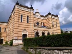 Esztergomi Zsinagóga Ostrihom (Esztergom)