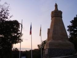 Francia Emlékmű Pécs