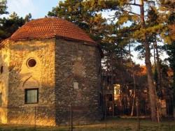 Idrisz Baba türbéje (síremlék) - Pécs Pécs
