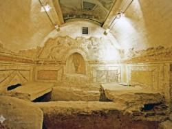 Pécsi ókeresztény sírkamrák Pécs
