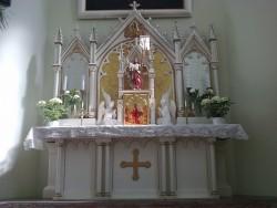 Római katolikus templom - Kőröshegy Kőröshegy