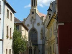 Szent Orsolya-templom - Sopron Sopron