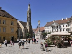 Kecske-templom - Sopron Sopron
