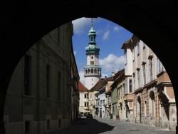 Soproni tűztorony Sopron