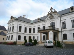 Veszprémi Érseki palota Veszprém