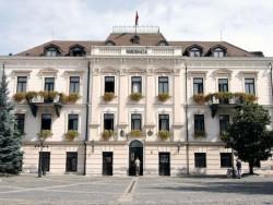 Veszprémi városháza Veszprém