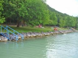 Tihany - Sajkodi strand Tihany