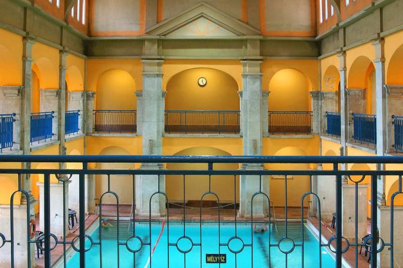 Rudas Gyógyfürdő és Uszoda Budapest - WellnessTips