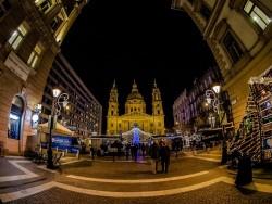 Karácsony Budapesten 2018, Budapest
